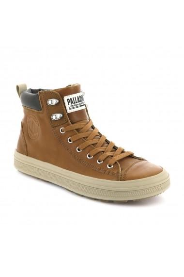 Pantofi sport Palladium GFQ344 maro - els