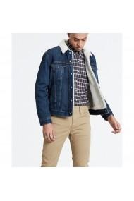 Jacheta din denim LEVI`S GFB144 albastru