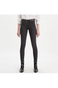Jeansi skinny 711 LEVI`S GFP924 negru