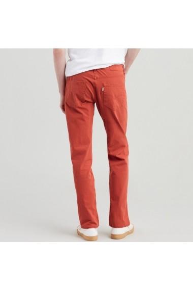 Pantaloni LEVI`S GEA921 rosu