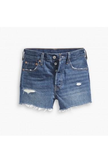 Pantaloni scurti LEVI`S GFP220 albastru