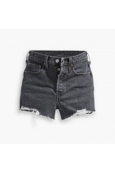 Pantaloni scurti din denim 501 LEVI`S GFP220 gri