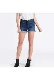 Pantaloni scurti din denim 501 LEVI`S GFV454 albastru