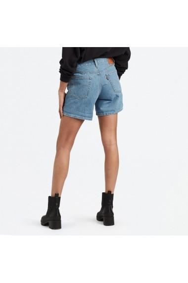 Pantaloni scurti din denim 501 LEVI`S GFV454 bleu