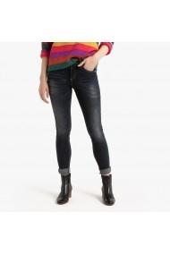 Jeans skinny BENETTON GGW962 albastru