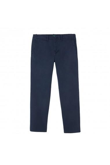Pantaloni BENETTON GGL926 bleumarin
