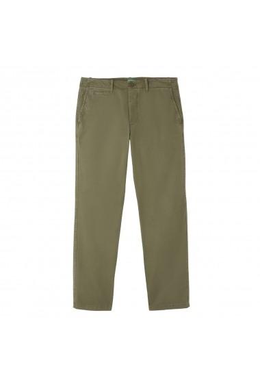 Pantaloni BENETTON GGL926 kaki