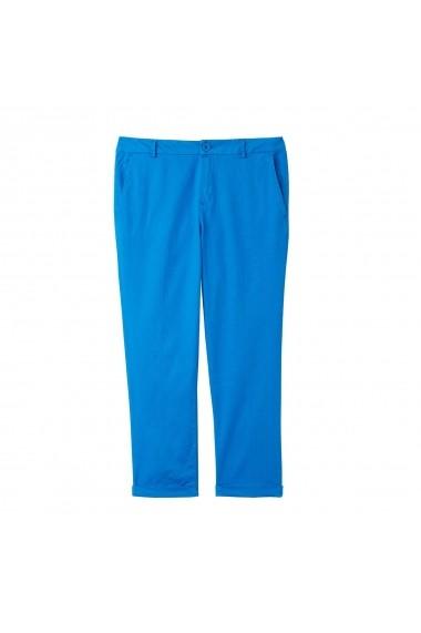 Pantaloni BENETTON GEU643 albastru