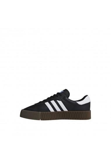 Pantofi sport Sambarose ADIDAS ORIGINALS GGM993 negru