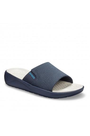 Papuci CROCS GHC979 bleumarin