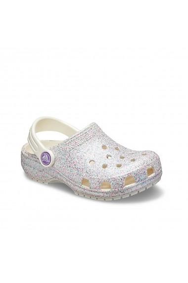 Sandale CROCS GHC144 alb