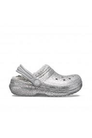 Sandale CROCS GHC151 argintiu