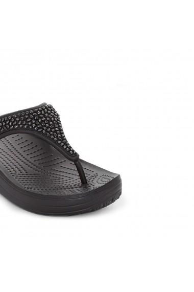 Flip flops CROCS GEP683 negru