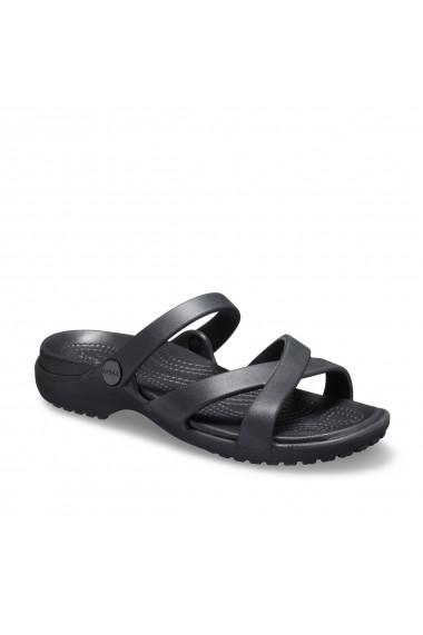 Papuci CROCS GHC895 negru