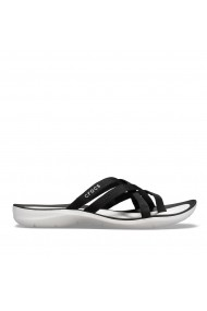 Flip-flops CROCS GHC971 negru