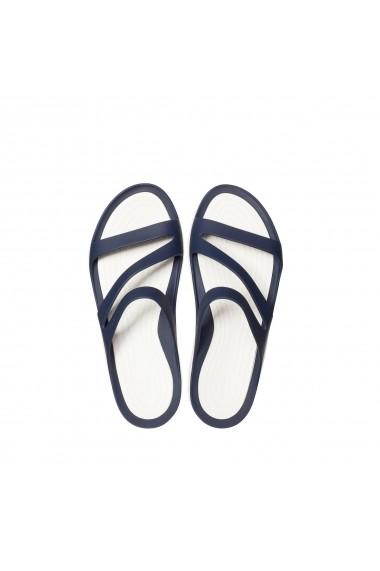 Papuci CROCS GGJ930 bleumarin