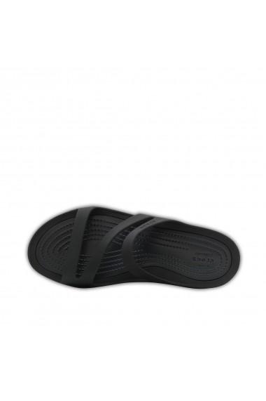 Papuci CROCS GGJ938 negru
