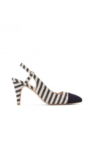 Pantofi cu toc ANNE WEYBURN GFV460 Dungi