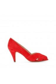 Pantofi cu toc ANNE WEYBURN GFY114 rosu