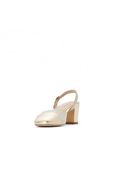 Pantofi ANNE WEYBURN GFY134 alb - els