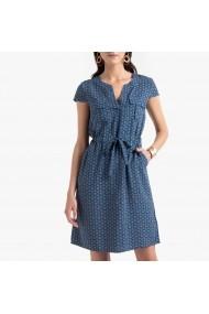 Ежедневна, къса рокля ANNE WEYBURN GGF442-4682 синьо