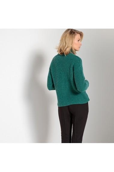 Pulover ANNE WEYBURN GFE986 verde - els