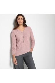 Пуловер ANNE WEYBURN LRD-GFQ225-pink_mrl Розов
