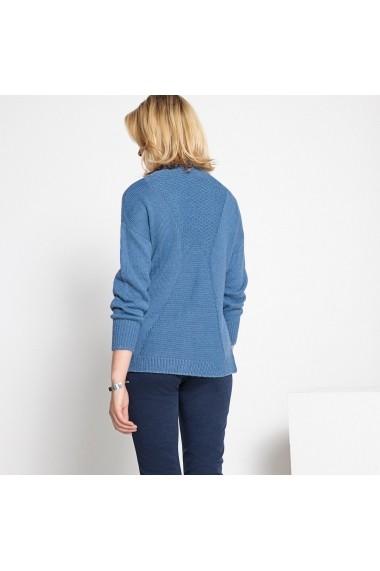 Cardigan ANNE WEYBURN GFT209 albastru