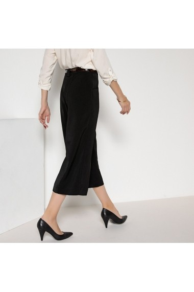 Pantaloni ANNE WEYBURN GET128 negru