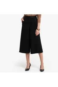 Pantaloni largi ANNE WEYBURN GGH386 negru