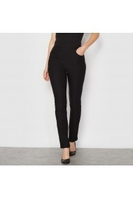 Pantaloni drepti ANNE WEYBURN GBA114 negru