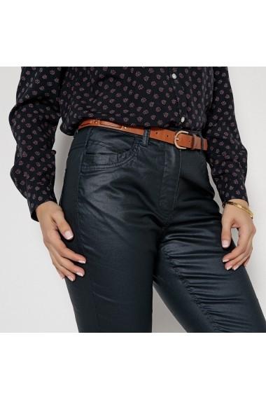 Pantaloni ANNE WEYBURN DLO124 bleumarin