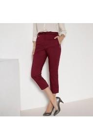Pantaloni ANNE WEYBURN GDE524 bordo - els