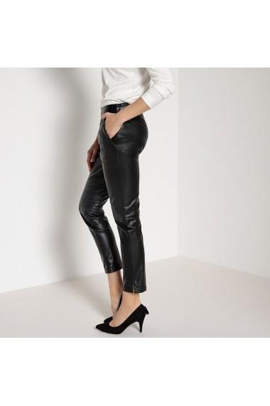 ... Pantaloni ANNE WEYBURN GER454 negru - els ... cae85e6fb2