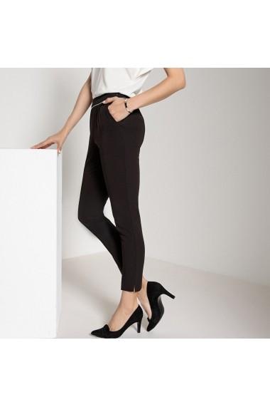 Pantaloni ANNE WEYBURN GER473 negru