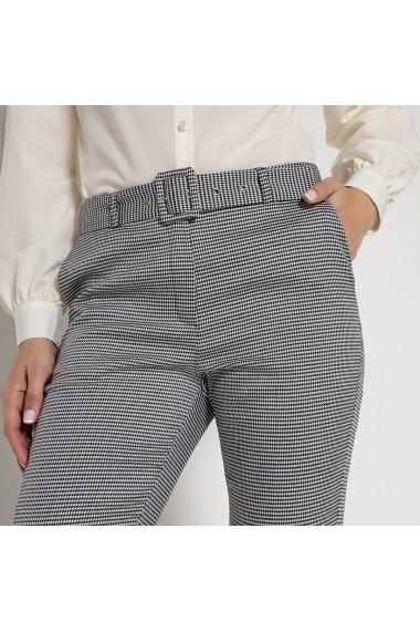 Pantaloni ANNE WEYBURN GET124 negru - els