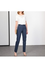 Pantaloni ANNE WEYBURN GDE519 bleumarin - els