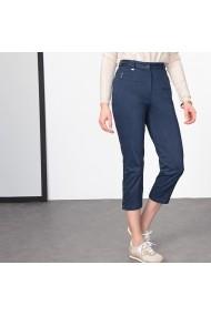 Pantaloni trei sferturi ANNE WEYBURN GDE524 bleumarin