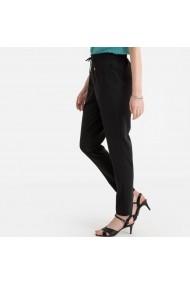 Pantaloni trei sferturi ANNE WEYBURN GGB548 negru