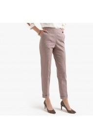 Pantaloni drepti ANNE WEYBURN GGH391 carouri