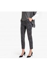 Pantaloni tigareta ANNE WEYBURN GGJ007 multicolor - els