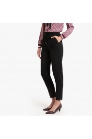 Pantaloni drepti ANNE WEYBURN GGJ162 negru - els