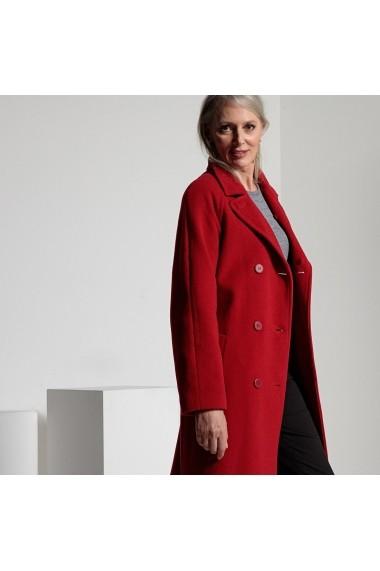 Palton ANNE WEYBURN GDE950 rosu - els