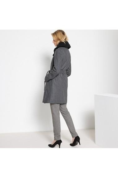 Palton ANNE WEYBURN GCX901 gri