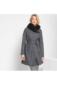 Palton ANNE WEYBURN GCX901 gri - els