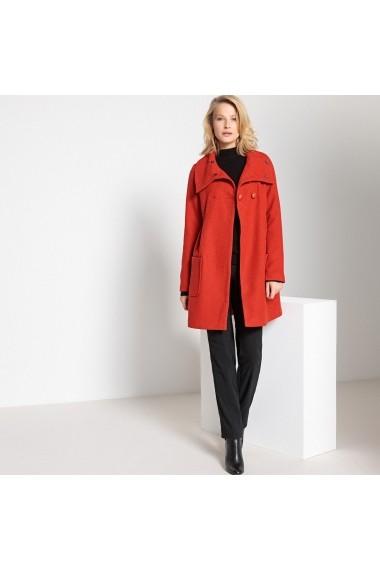 Palton ANNE WEYBURN GFL546 portocaliu - els