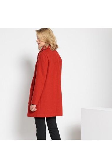 Palton ANNE WEYBURN GFL546 portocaliu