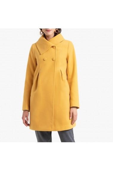 Palton ANNE WEYBURN GGM777 galben - els