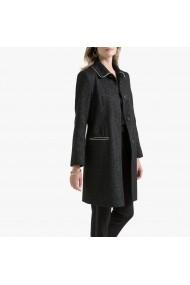 Palton ANNE WEYBURN GGO418 negru - els