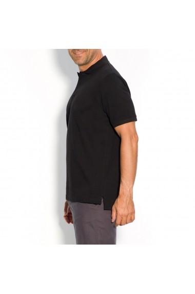 Tricou polo CASTALUNA FOR MEN GFE801 negru